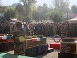 Video : उरी हमले के शहीद जवानों को देश की श्रद्धांजलि