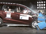Global NCAP Crash Test: Honda Mobilio (September 2016)