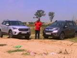 Video : Honda BR-V vs Hyundai Creta Petrol Automatic