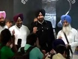 Video : We're Not A Party: Navjot Singh Sidhu's Googly Signals New Punjab Strategy