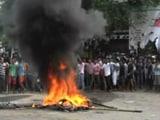 Video : गया : सड़क हादसे में छात्र हुआ घायल, गुस्साई भीड़ ने फूंके कई वाहन