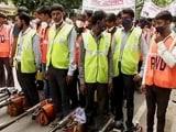 Video: दिल्ली में मच्छर मारने उतरी केजरीवाल सरकार, शुरू की फॉगिंग मुहिम
