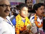 Video : Devendra Jhajharia, M Thangavelu Return Home to Grand Welcome