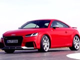 First Look: Audi TT RS Coupe