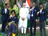 Paralympics Stars Happy After Meeting Prime Minister Narendra Modi