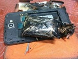 Video : Samsung Galaxy Note 2 Phone Catches Fire On IndiGo's Singapore-Chennai Flight
