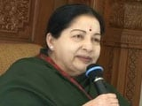 Video : Tamil Nadu Chief Minister Jayalalithaa, 68, Hospitalised