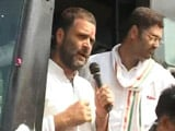 Video : 2,000 Km Of Rahul Gandhi's Kisan Yatra, Strung By A Single Note