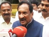 Video : KJ George Forced To Quit As Karnataka Minister Over Cop's Suicide Is Back