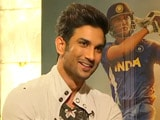 Video : Quitting TV was Like a 'Sixer': Sushant Singh Rajput