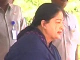 Video : Jayalalithaa Chairs Cauvery Meeting In Chennai Hospital, Dictates Speech