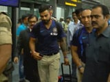 Video: India, New Zealand Arrive in Kolkata For Eden Gardens Test