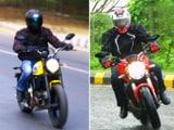 Video : Ducati Monster and Scrambler Compared