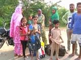 Video : भारत-पाकिस्तान सीमा से सटे गांवों को खाली कराने का काम जारी