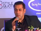 Video : Salman Khan's Take On Banning Pakistani Artistes