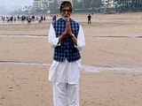 Video: Amitabh Bachchan Sets The Agenda For 12-Hour Cleanathon