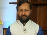 Video: Confident That Swachh Bharat Will Materialise: Prakash Javadekar