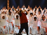 Video: Ganesh Acharya Performs At The Closing Of The Cleanathon