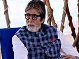 Video : Each One Of Us Has To Become An Example: Amitabh Bachchan