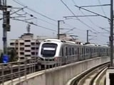 Video : Two New Metro Lines For Mumbai