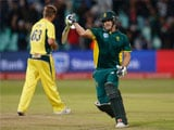Video : Was Trying Not to Show Nerves: David Miller After Stunning SA Win vs AUS