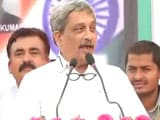 Video : To Protect Nation, I Can Think Tedha, Declares Defence Minister Parrikar