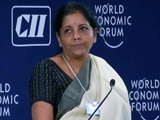 Video : India Can Grow At 8%: Nirmala Sitharaman