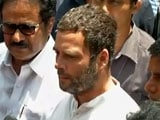 Video : Rahul Gandhi Visits Chennai Hospital, Says Jayalalithaa 'Recovering Well'
