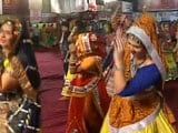 Video : Garba Rhythm Slows With Fewer Sponsors In Mumbai This Navratri