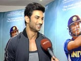 Sushant's <i>MS Dhoni</i> Hits A Six, Says Teamwork Has Paid Off