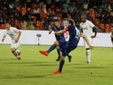 Diego Forlan Penalty Gives Mumbai City Win vs NorthEast United
