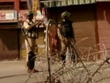 Video : Curfew In Srinagar As 12-Year-Old Dies In Pellet Firing, PDP Wants Probe