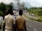 Video : Section Of Marathas Turn Violent After 5-Year-Old's Alleged Rape In Nashik