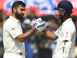 Video: Kohli, Rahane Have Batted New Zealand Out of 3rd Test: Gavaskar