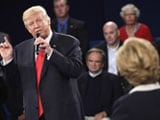 Video: Donald Trump Accuses Bill Clinton Of Being 'Abusive To Women'
