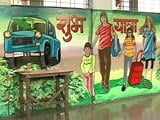 Video : Mumbai's Changing, One Station At A Time Through Public Art