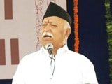 Video : Genuine Gau Rakshaks Fulfil Important Role, Says RSS Chief Mohan Bhagwat