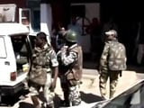 Video : Grenade Attack On Paramilitary Convoy In Jammu and Kashmir, 8 Injured