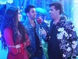 Video : Karan Johar Tests Ranbir Kapoor and Anushka Sharma's Vocabulary