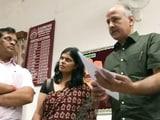 Video: दिल्ली : एसीबी ने कथित भर्ती घोटाले में की मनीष सिसोदिया से पूछताछ