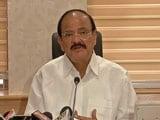 Video: Your Boycott Dictatorial, Not PM Modi: Minister Naidu To Muslim Law Board