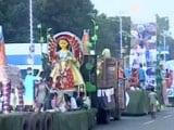 Video : Grand Idols And Long Holiday, How Kolkata Celebrated Durga Puja, And After