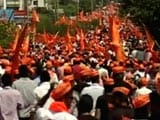 Video : Lakhs Join Marathas' Massive 'Silent March' In Kolhapur