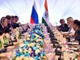 Video : Big Defence And Energy Deals Signed As PM Modi Meets President Putin