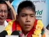 Video : India's First Ever Wushu World Champion