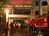 Video : Bhubaneswar SUM Hospital Ignored Fire Audit Report 3 Years Ago: Sources