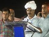 सूरत में अरविंद केजरीवाल की रैली, निशाने पर बीजेपी