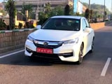 First Look: New Honda Accord Hybrid