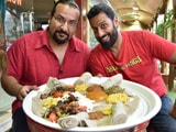Rocky & Mayur Give The Lowdown On Yummy Delights In Dubai
