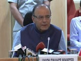 Video: GST Rate Undecided Amid Tussle Over Share Of Centre vs States